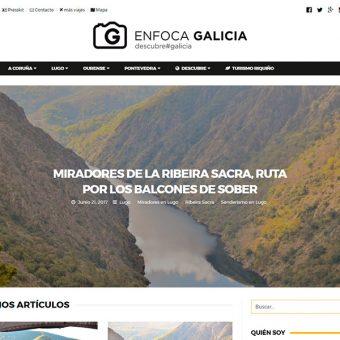 Enfoca Galicia