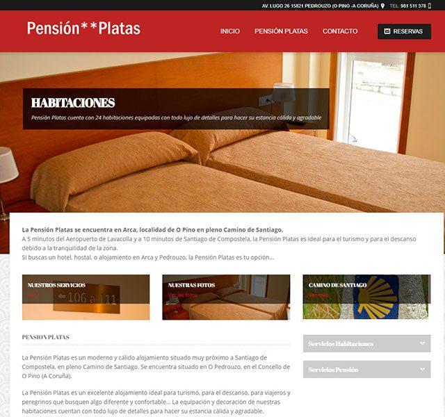 Pensión Platas